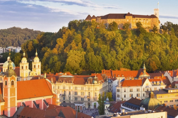 Ljubljana Free Tour – (and private tours)